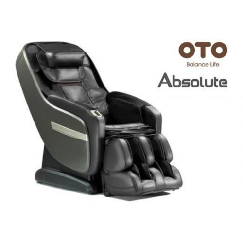 Массажное кресло для дома OTO Absolute AB-02 Charcoal