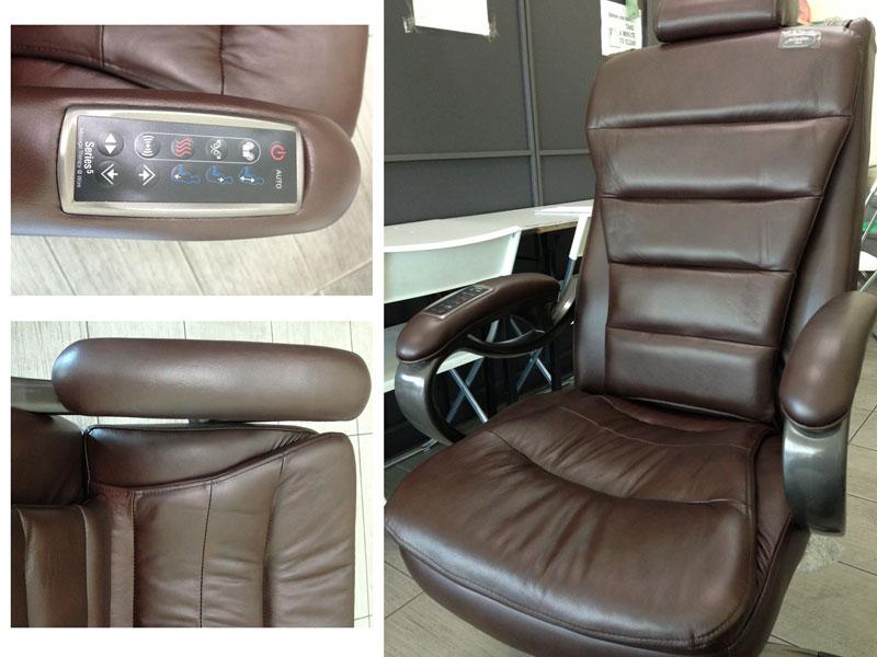 массажное кресло ogawa cozzia