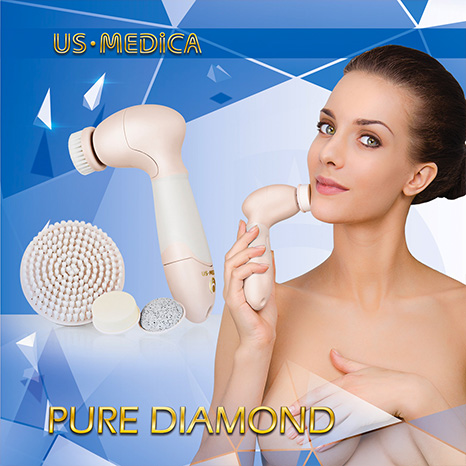 Щетка для пилинга US MEDICA Pure Diamond