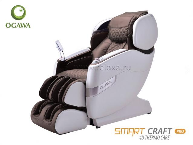 Массажное кресло для дома Ogawa Smart Craft Pro OG7208